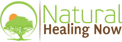 Natural Healing Now! Retina Logo