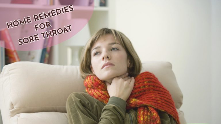 What are the best home remedies for sore throat?